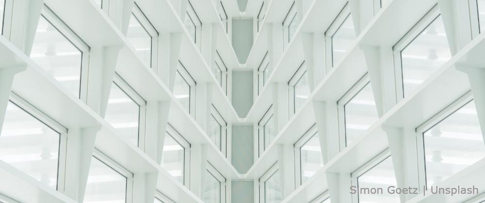 Cuadrados en arquitectura