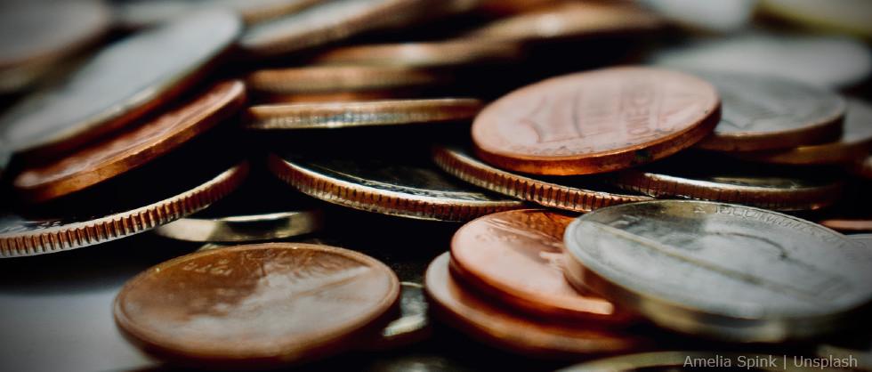 Insolvencia en la empresa -monedas